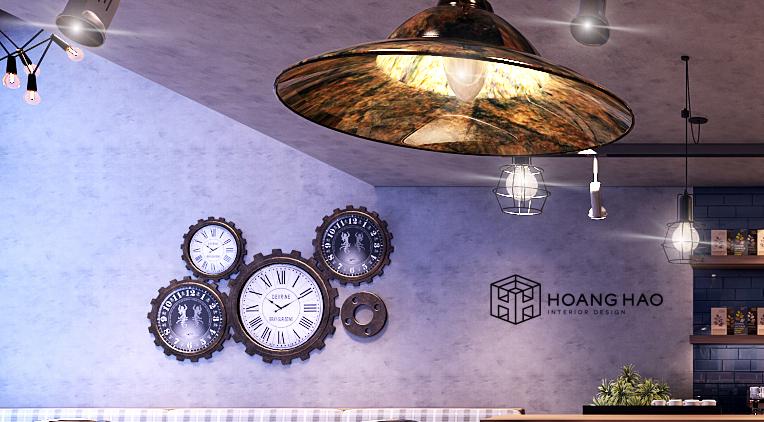 Phong thủy treo đồng hồ phòng khách