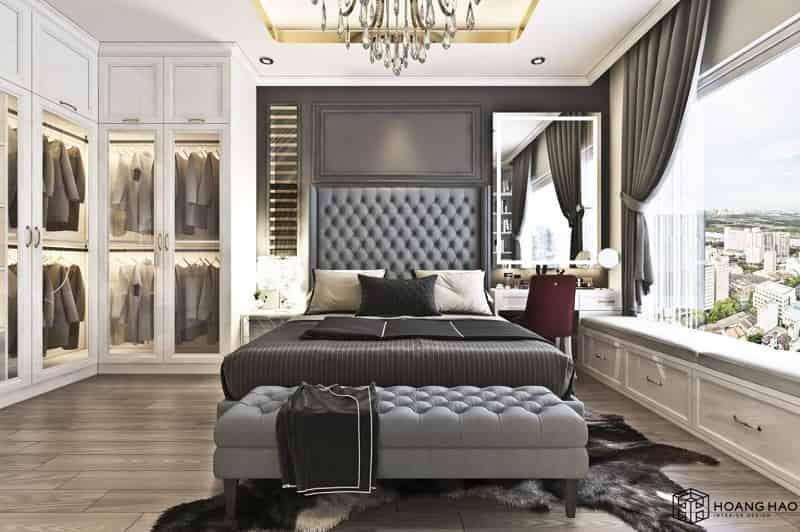 công ty thiết kế nội thắt căn hộ chung cư