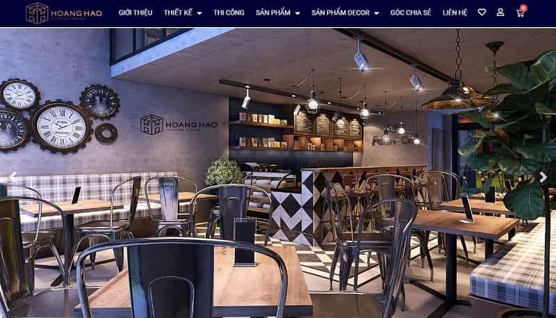 Hoàng Hảo là một công ty thiết kế nội thất nhà phố đẹp, chuyên nghiệp