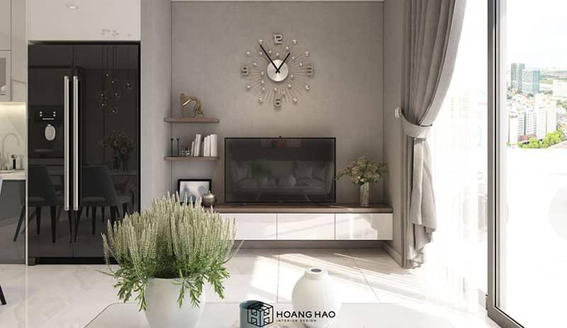 lựa chọn phong cách thiết kế nội thất căn hộ chung cư