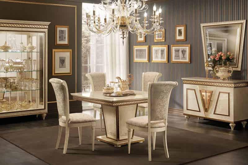 phong cách thiết kế nội thất chung cư cổ điển
