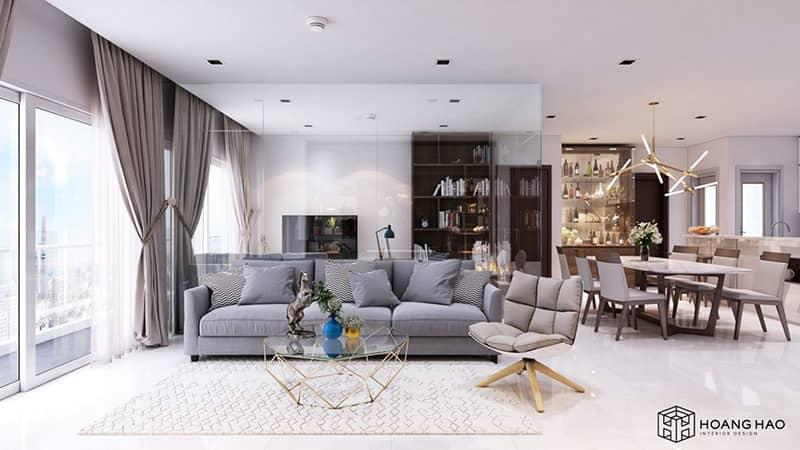thiết kế nội thất căn hộ là gì