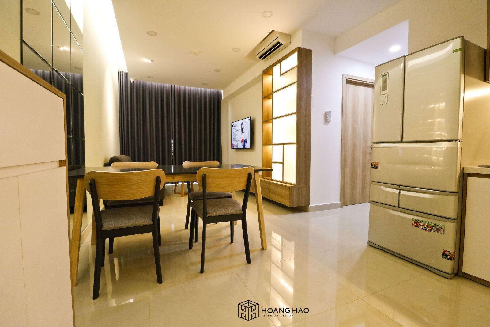 Căn hộ Celadon City Emerald 2 Phòng ngủ 62m2