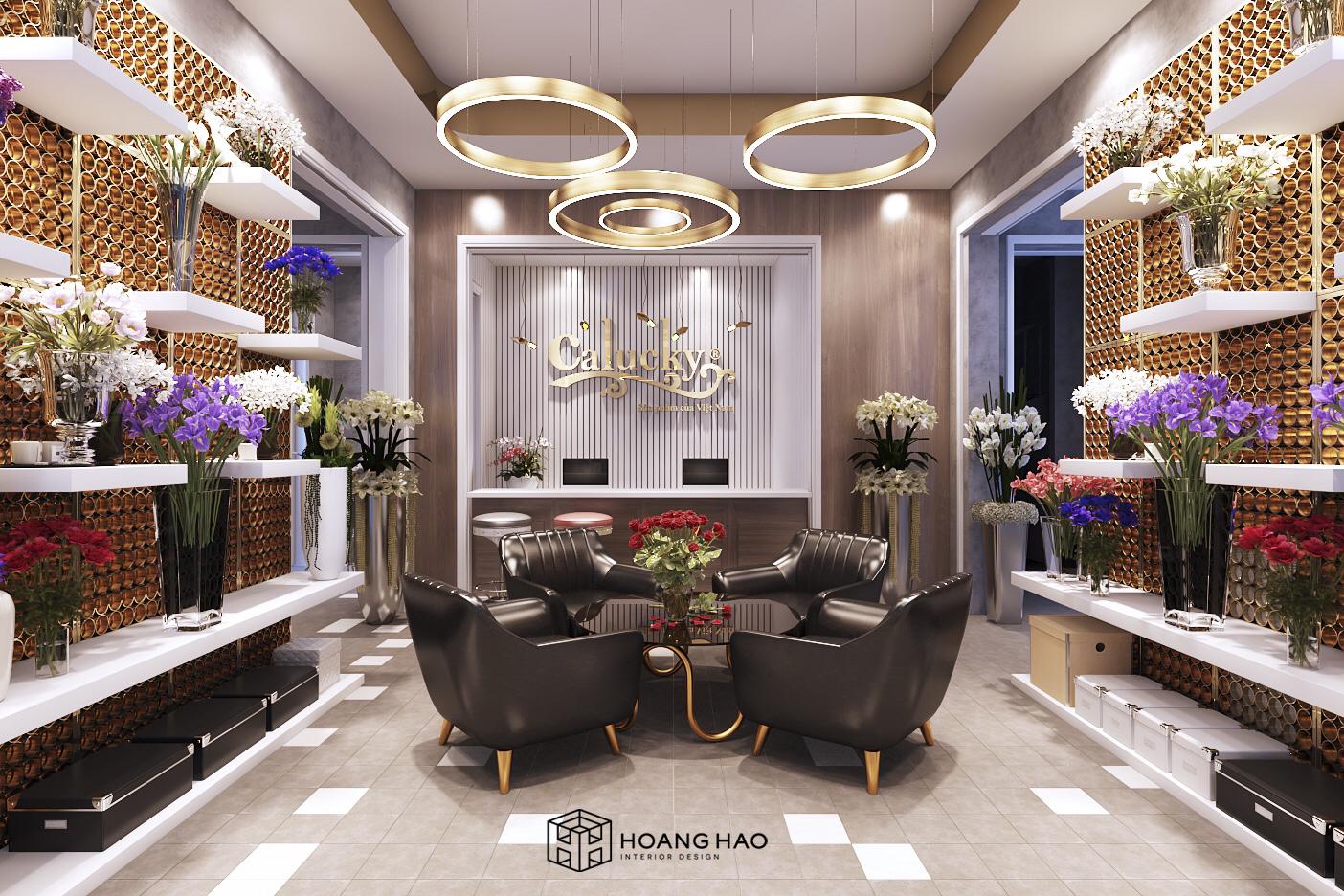 Thiết Kế Shop Hoa Võ Thị Sáu