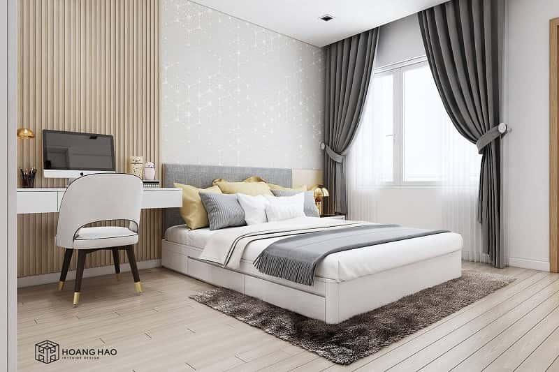 Hướng giường ngủ tính từ đầu giường hay chân giường